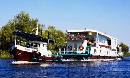 Croaziera in Delta Dunarii cu hotelul plutitor – 3 zile