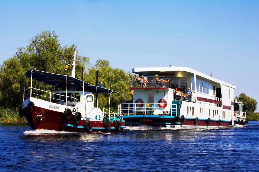 Croaziera in Delta Dunarii cu hotelul plutitor 3 zile