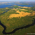 Delta dunarii- Apele