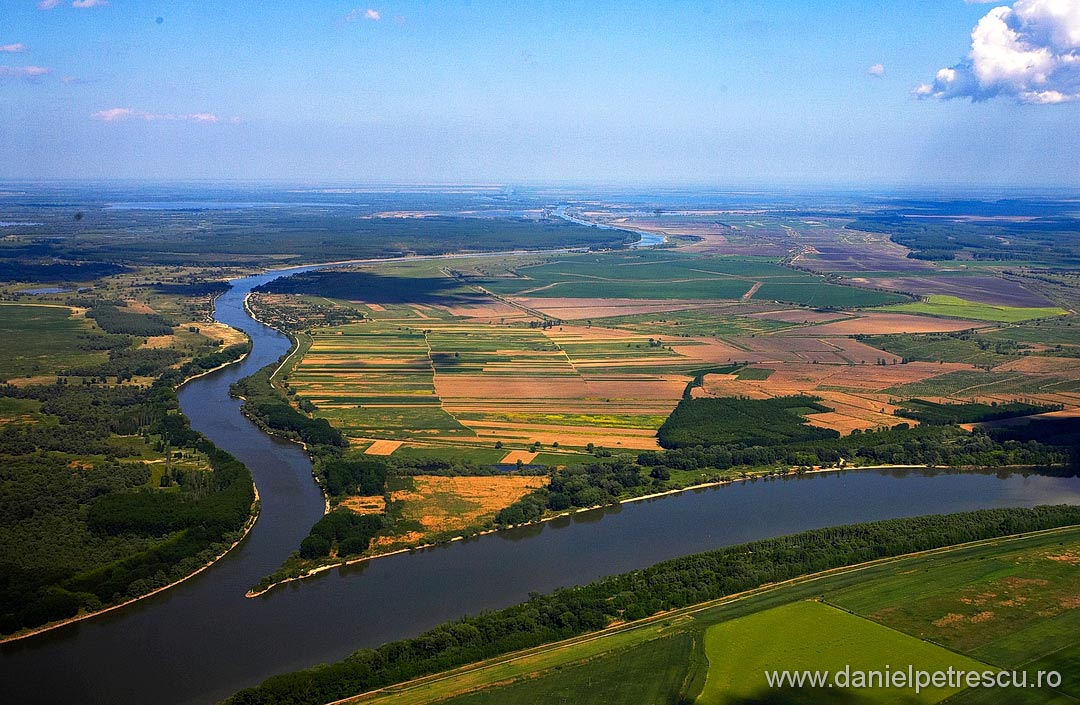 Delta Dunarii - Istoric