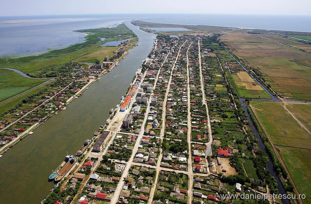 Delta Dunarii - Economia