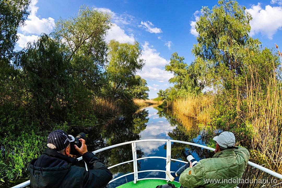 Sejur de 3 zile in Delta Dunarii cu cazare la Maliuc