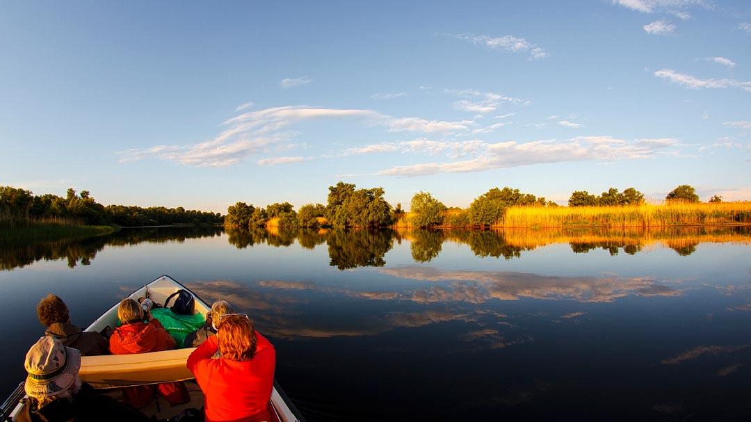 Foto tururi in Delta Dunarii